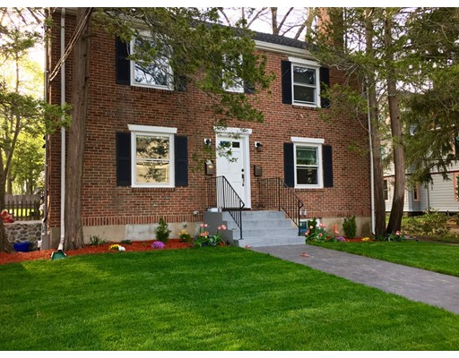 145 Lowell Avenue, Newton, MA 02460