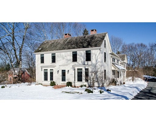 663 Boston Post Road, Weston, MA