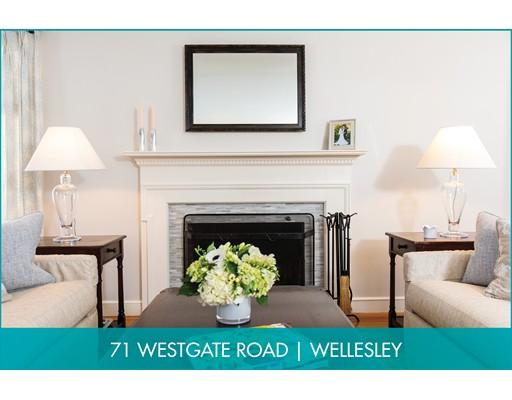 71 Westgate Road, Wellesley, MA