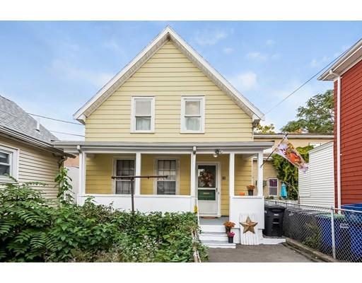 23 Webster Street, Somerville, MA