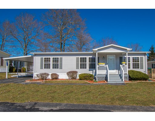 209 White Oak Terrace, Taunton, MA 02780