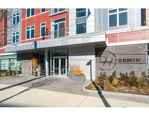 99 Tremont Street, Unit 118, Boston, MA 02135