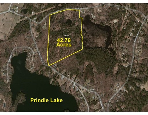 Lot 5 T Hall Road, Charlton, MA