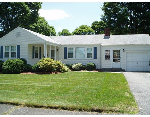 40 Patton Road, Wellesley, MA 02482