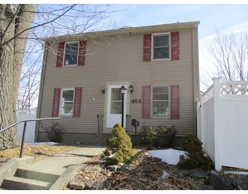 464 Mill Street, Worcester, MA