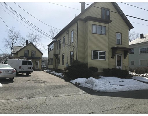 66 Dover Street, Brockton, MA 02301