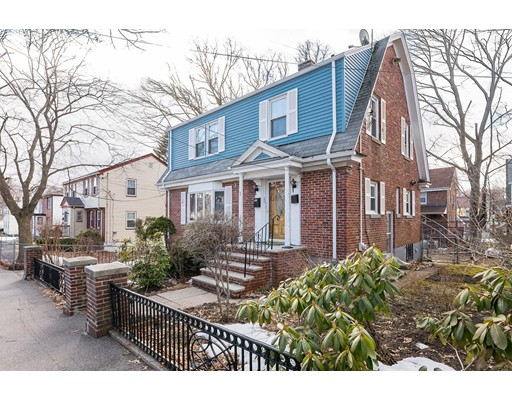 20 Rosemont Street, Boston, MA