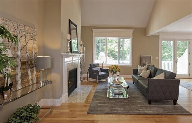 36 Crenshaw Lane, Andover, MA, 01810, Essex Home For Sale
