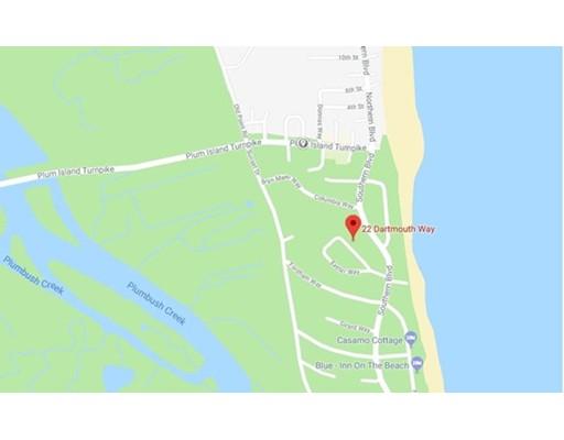 16 Plum Island Boulevard, Newbury, MA
