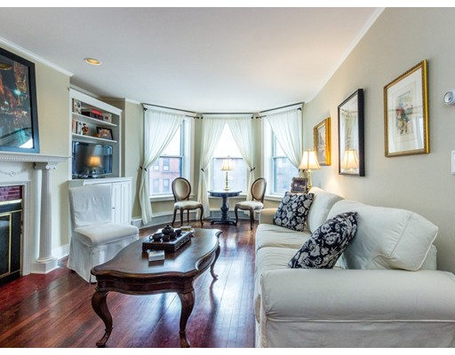 407 Marlborough Street, Unit 3A, Boston, MA 02115