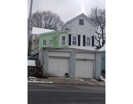 34 Barclay Street, Worcester, MA
