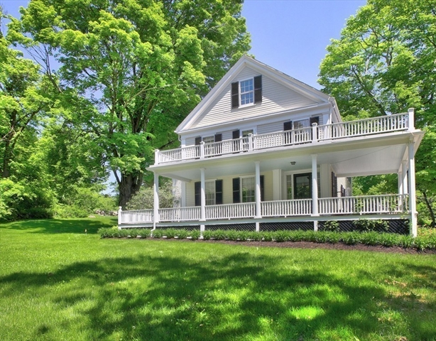 19 Bedford Road, Lincoln, MA, 01773, Middlesex Home For Sale