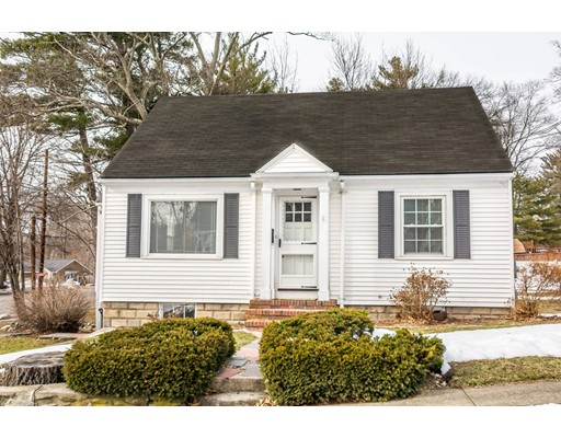 6 LAWRENCE Road, Reading, MA