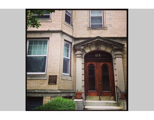 63 Longwood Avenue, Brookline, Ma 02446