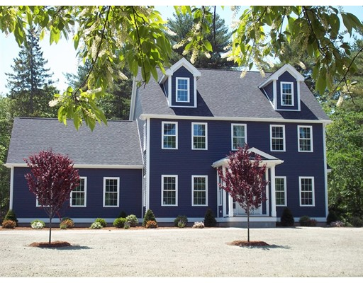 115 High St (Lot 1), Medfield, MA
