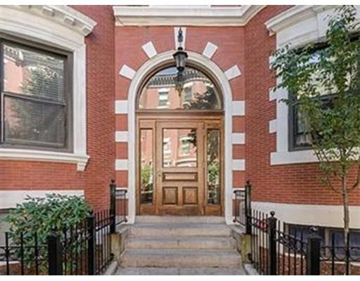 102 Gainsborough Street, Boston, MA 02115