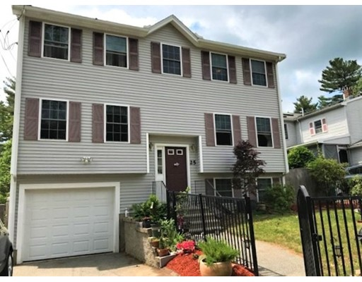 25 Blackwood Avenue, Billerica, MA