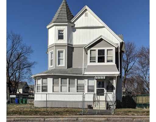 558 Plainfield Street, Springfield, MA 01107