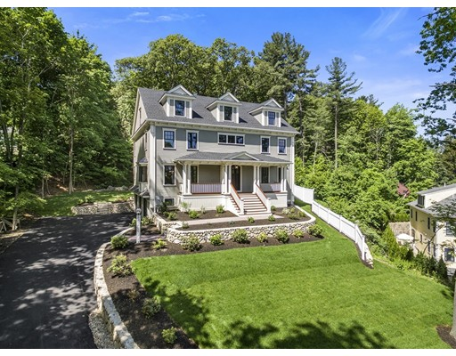 6 Johnson Road, Winchester, MA