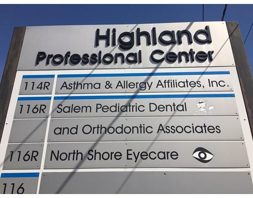 116 Highland Avenue, Salem, MA 01970