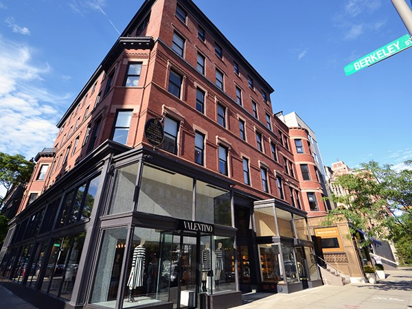 39 Newbury Street, Boston, MA 02116
