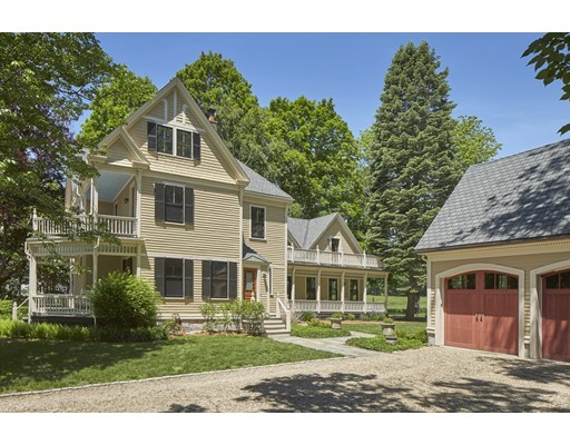 5 Sandy Pond Road, Lincoln, MA
