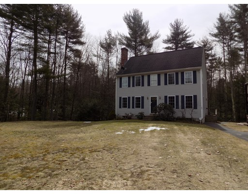 66 Old Princeton Road, Hubbardston, MA