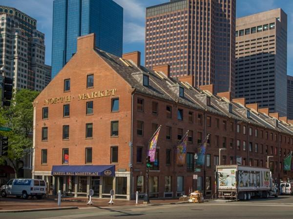1 Faneuil Hall MARKETPLACE Boston MA 02109