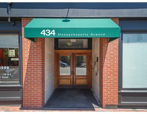 434 Massachusetts Avenue Boston MA 02118