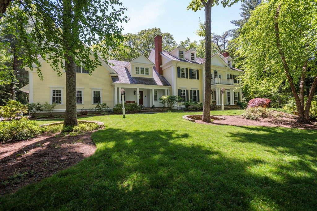 190 WINDING RIVER ROAD, WELLESLEY, MA 02482