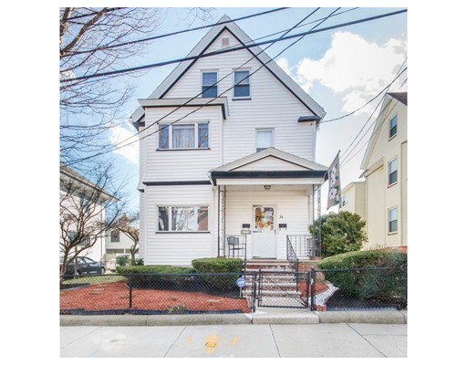 34 Preston Road, Somerville, MA 02143