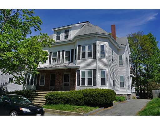 156 Brown Street, Waltham, Ma 02453