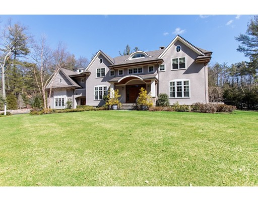 36 Walnut Road, Weston, MA