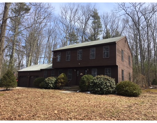 102 Mt Jefferson Road, Hubbardston, MA