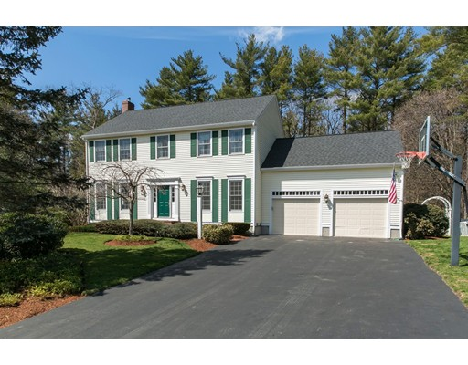 7 Colby Way, Westwood, MA