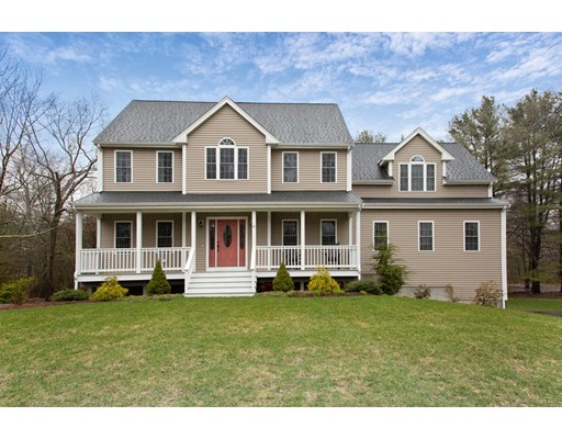 9 Elderberry Drive, Easton, MA