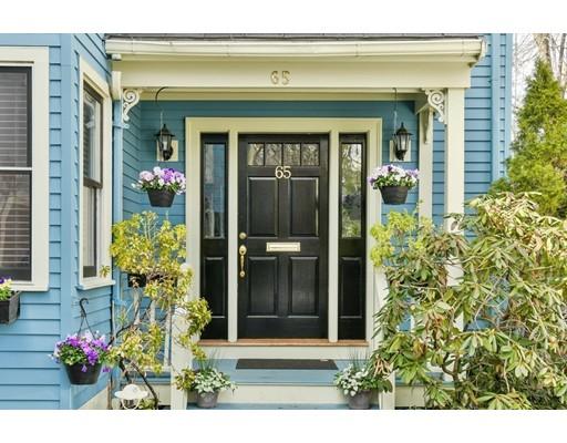 63 Highland Avenue, Newton, MA 02460