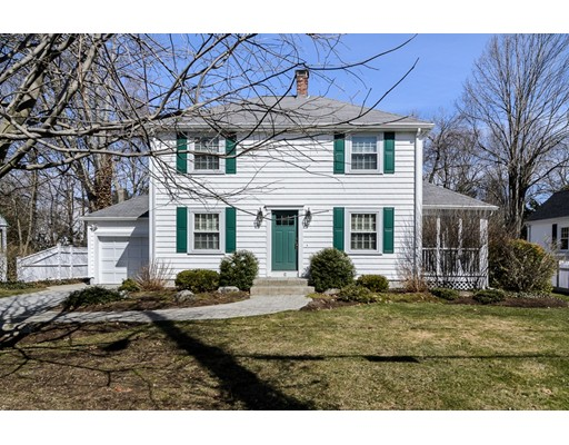 12 Cottonwood Road, Wellesley, MA