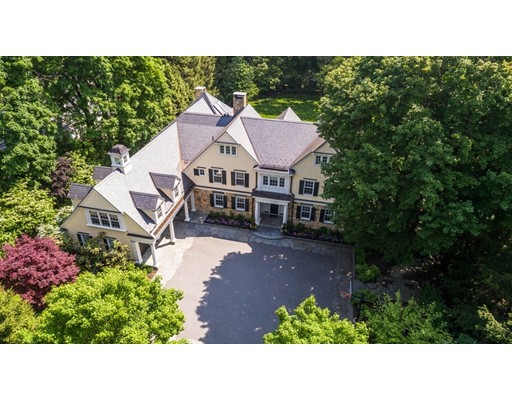 119 Woodlawn Avenue, Wellesley, MA