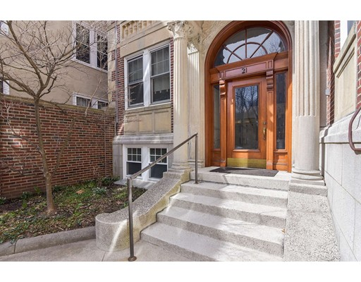 21 Shepard Street, Cambridge, MA 02138