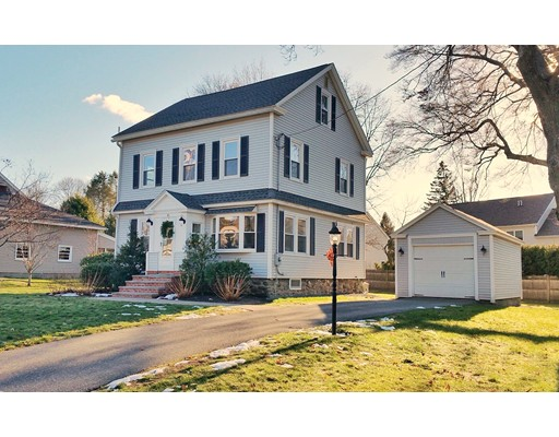 41 West Woodbridge Road, North Andover, MA