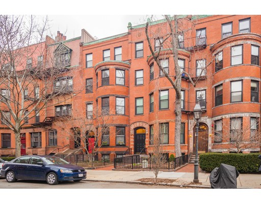 395 Marlborough Street, Boston, MA 02115