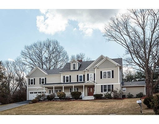 18 Woodfall Road, Belmont, MA