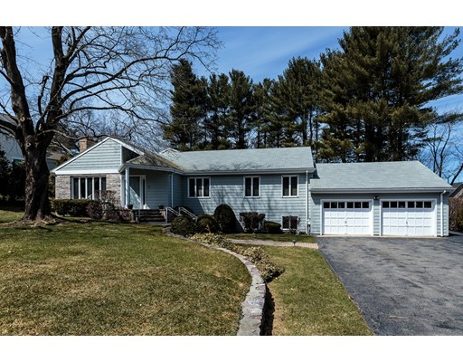 11 Woodfall Road, Belmont, MA