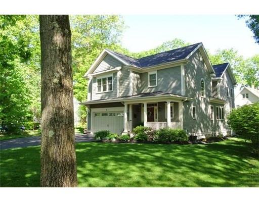 3 Hickory Road, Wellesley, MA