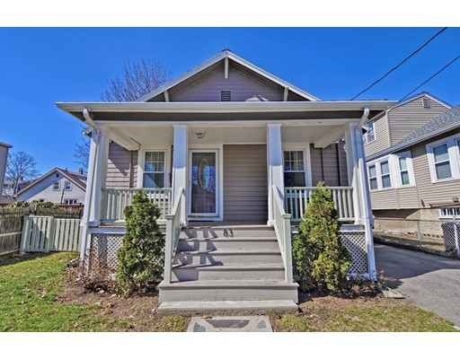 83 Ardell Street, Quincy, MA