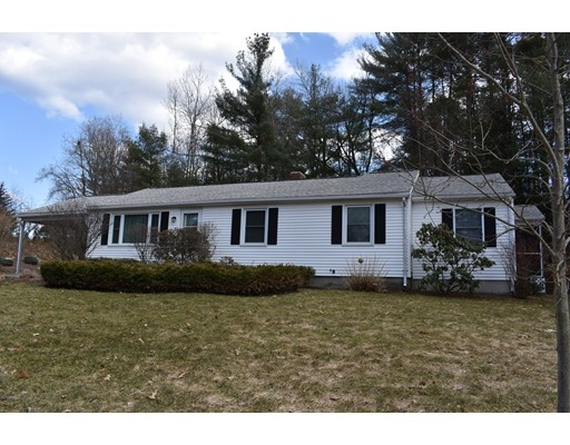 87 Logtown Road, Amherst, MA