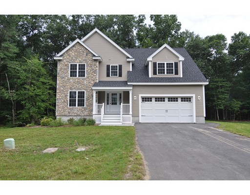 45 Bacon Street, Pepperell, MA