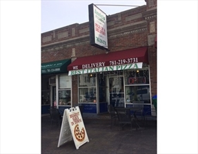 123 Pizza Place, Medford, MA 02155