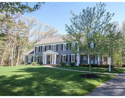 4 Saddle Lane, Wayland, MA
